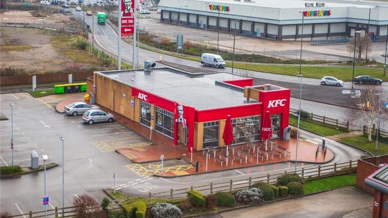 For Sale - Retail Property, Wyvern Way, Derby