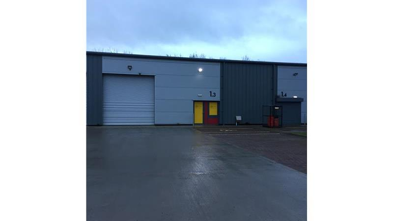 2,500 sq ft with good yard and car parking