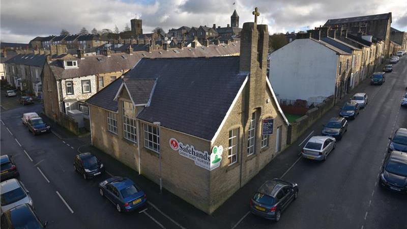 Former Children's Day Nursery - Colne
