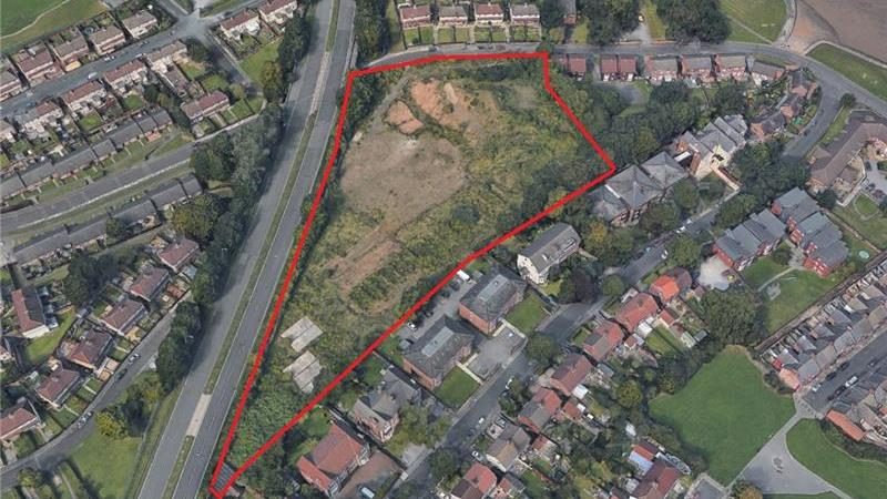 For Sale : Development opportunity, Birkenhead