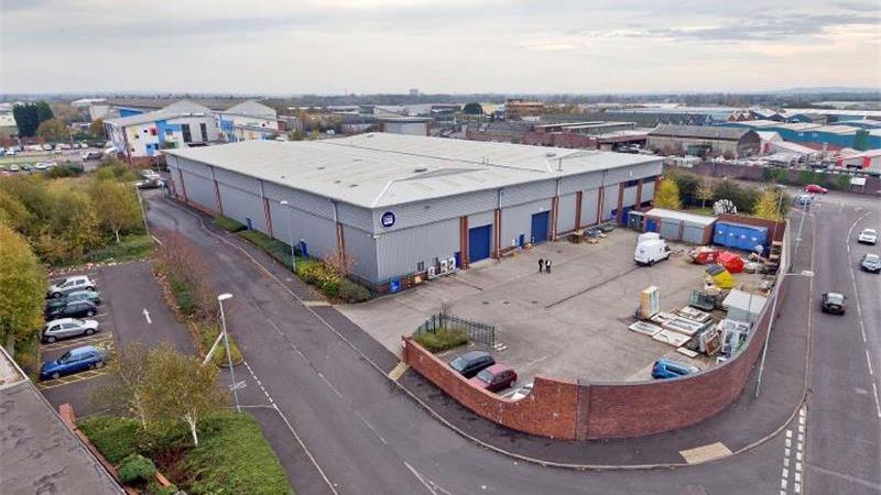 To Let - Modern Industrial or Leisure Unit, Wolver