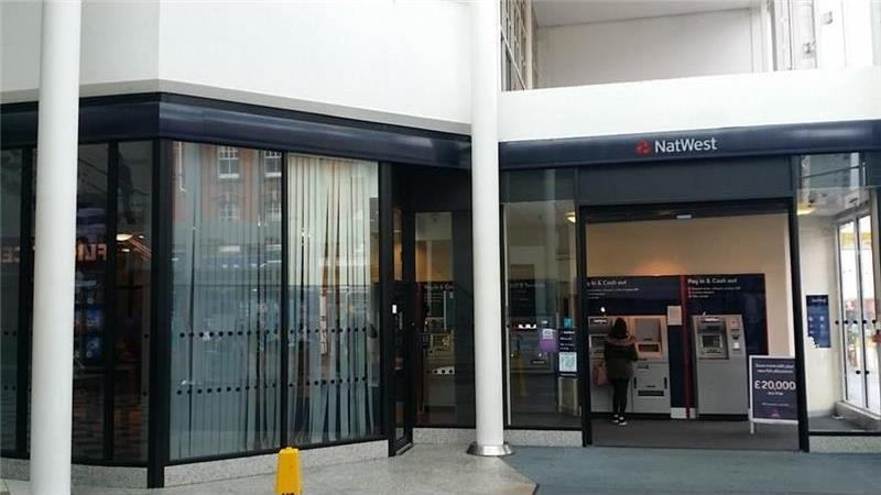 Former Natwest available to let in St Nicholas Cen
