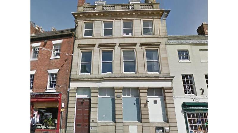 Former Bank For Sale in Wirksworth