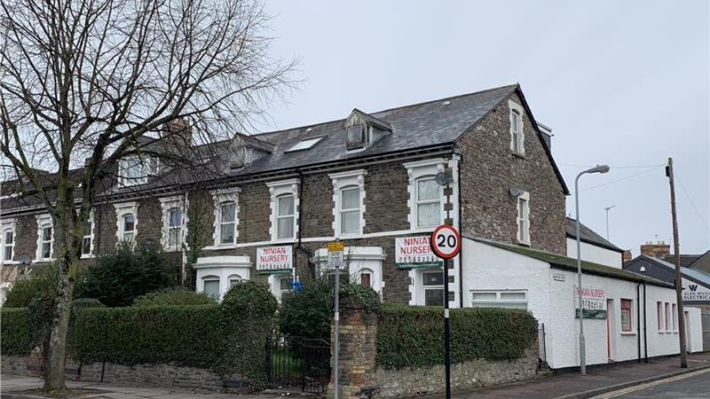 To Let - Former Nursery Premises holding a D1 Use