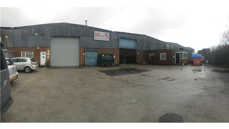 Industrial Unit to Let - St Helens