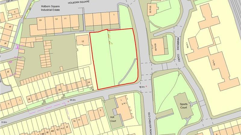 Residential development opportunity for sale