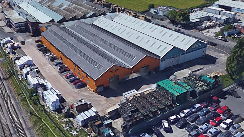 Refurbished Industrial Units - TO LET - Speke