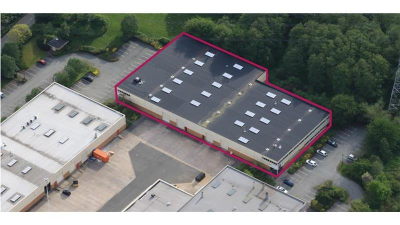 To Let - high quality fully refurbished industrial