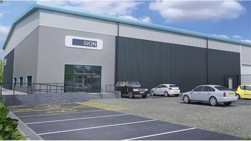 Industrial Property in Anchor Brook 35, Aldridge,