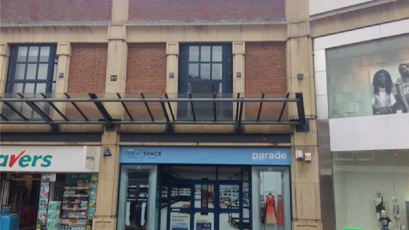 Shop To Let - Parade Shopping Centre, Swindon