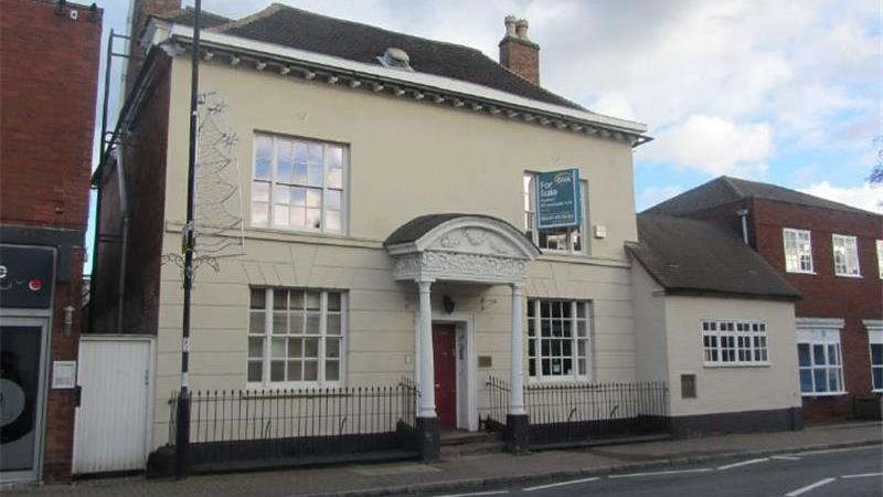 Office Property in Coleshill High Street For Sale