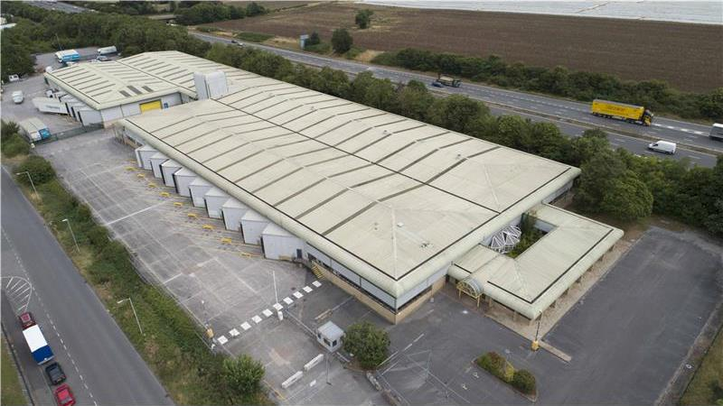 Modern Warehouse Available on Flexible Terms