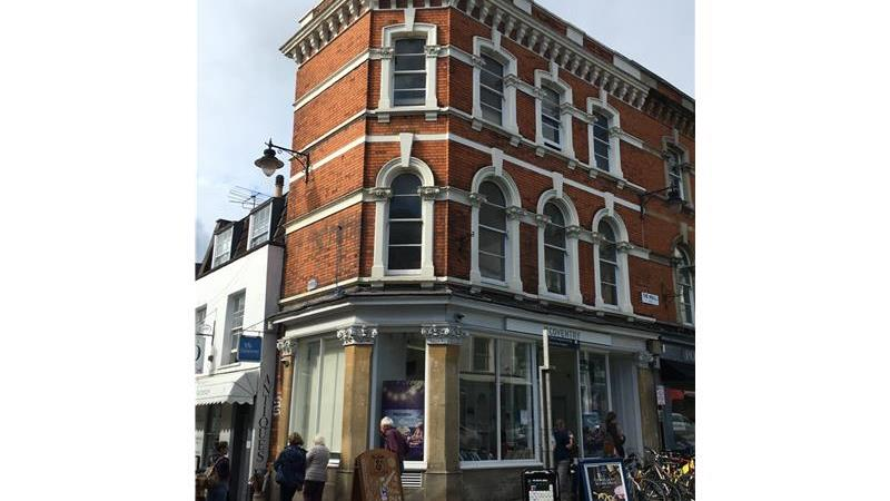 Under Offer - Retail Property