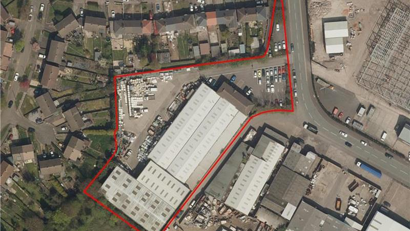 For Sale: Vacant Freehold Industrial/Warehouse Pre