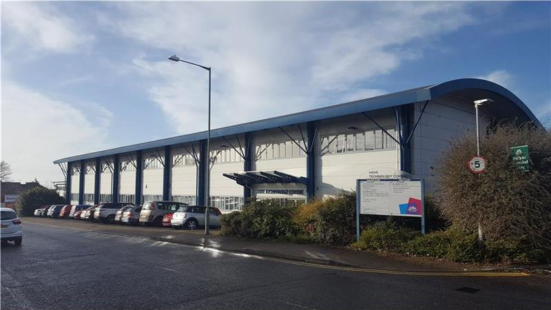 Office unit to let in Hove Technology Centre