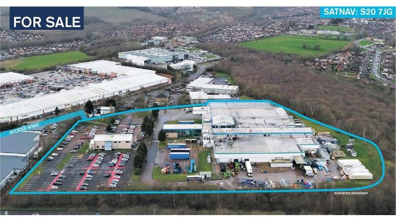 For Sale - Former Food Production Facility,Drakeho