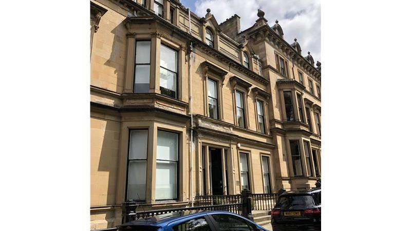 For Sale - Entire Townhouse in Glasgow's West End