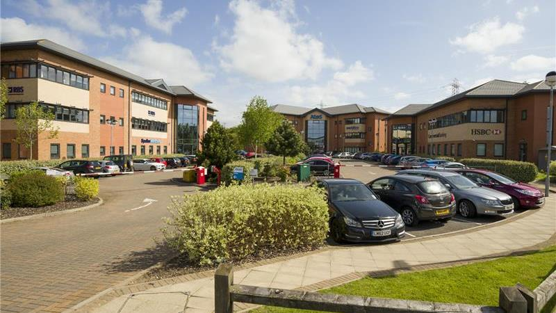 To Let - High Quality Office Suites in Wolverhampt