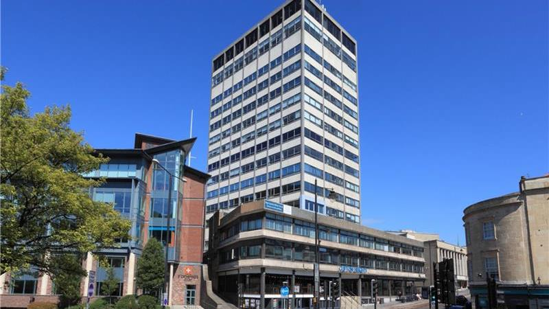 To Let - Office Suites in Landmark Clifton Buildin
