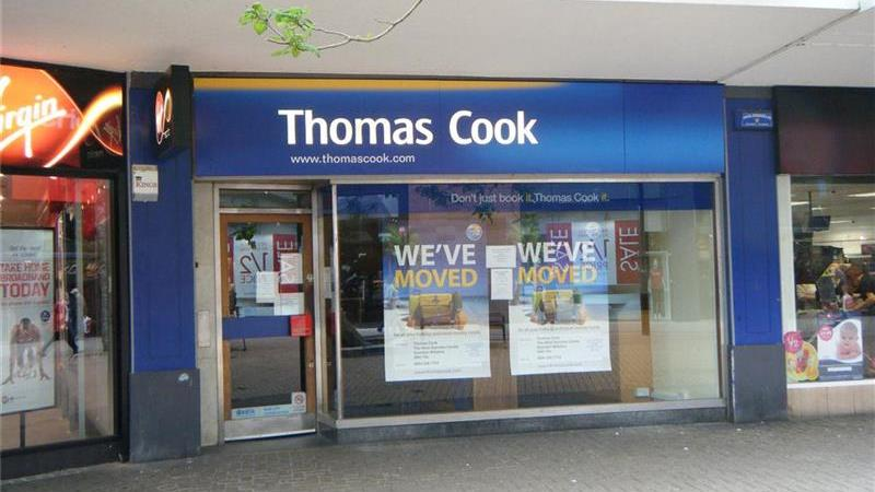 Retail Premises To Let in Swindon Town Centre