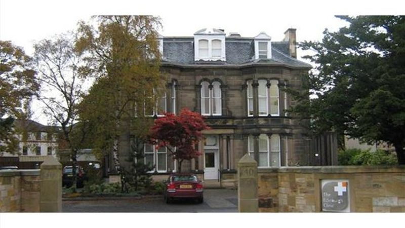 Listed Health Care Property For Sale in Edinburgh