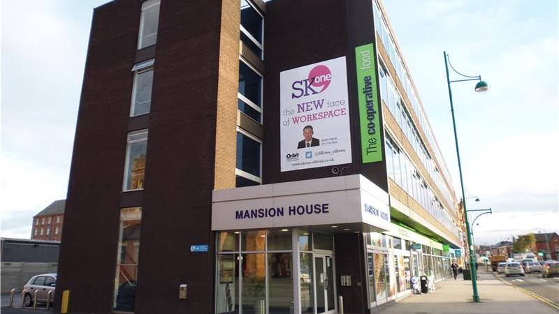 To Let - Modern Office Suites in Stockport Town Ce