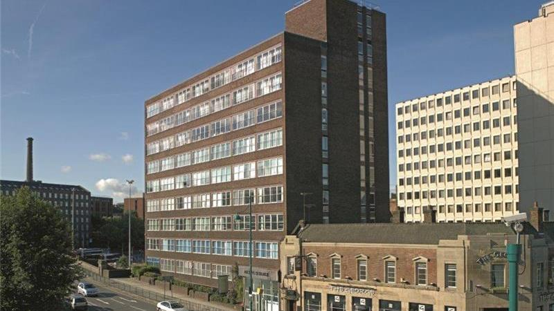 To Let - Office Suites in Stockport Town Centre