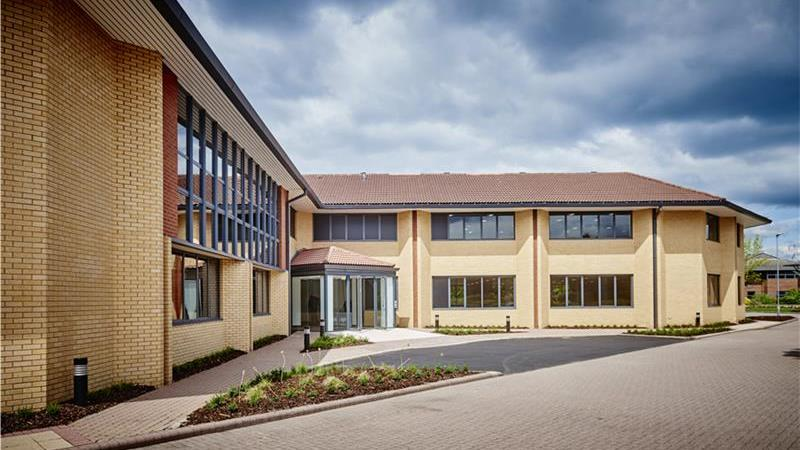 Headquarters Office Building in Solihull To Let