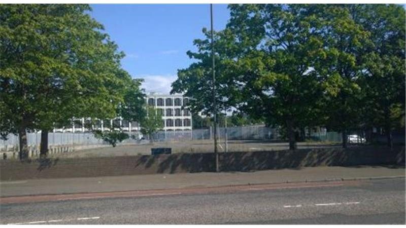 To Let - Development Land and Car Park in Edinburg