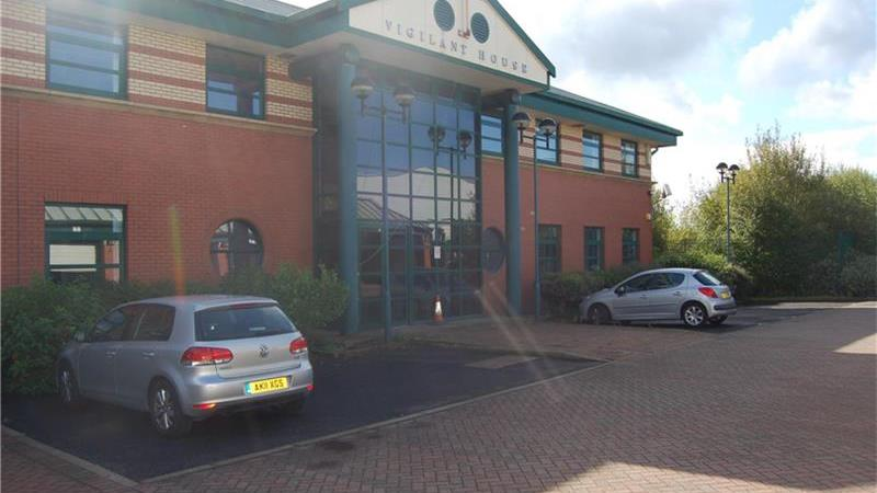 To Let - Self Contained Office Suites in Paisley
