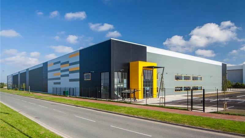 New 176,084 sq ft Warehouse/Industrial Unit, Liver