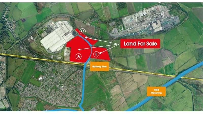 Industrial Development Land For Sale in Chester