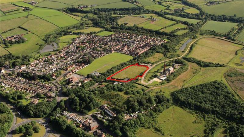 Development Land in Mansfield, Nottinghamshire For