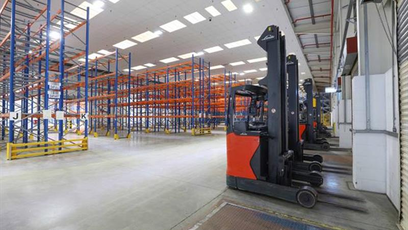 Flexible Warehousing Space