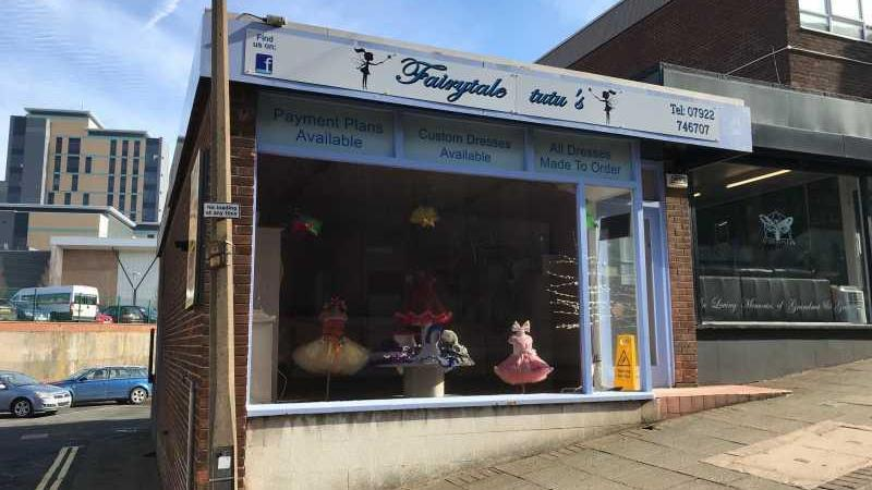 Town Centre Retail Premises For Rent