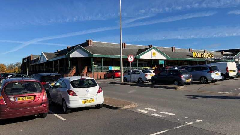 Retail Unit Within Morrisons Supermarket