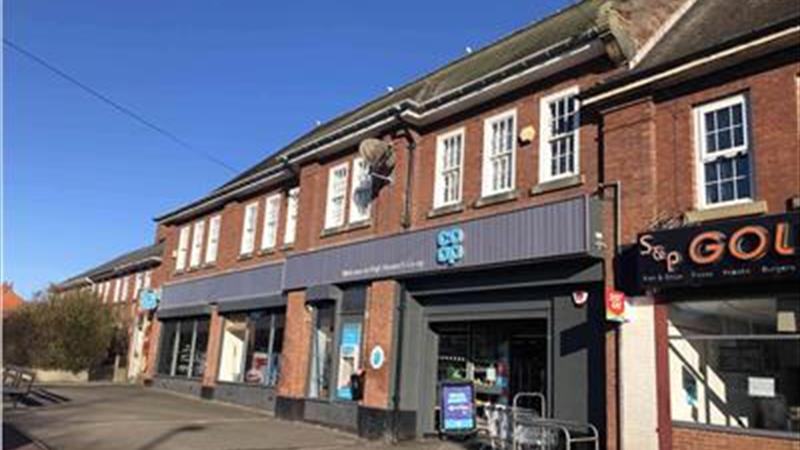 First Floor Shop Premises To Let