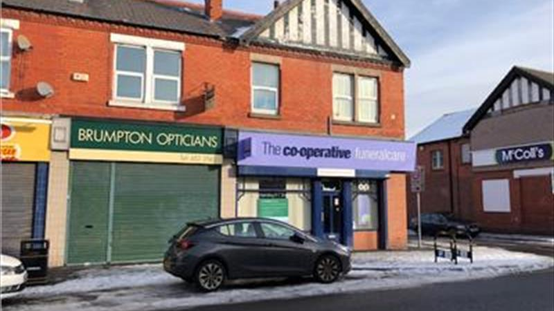 Two -Storey Retail Premises To Let