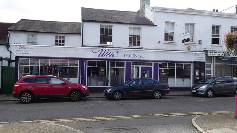 Mixed Use A3/A4 Business Premises