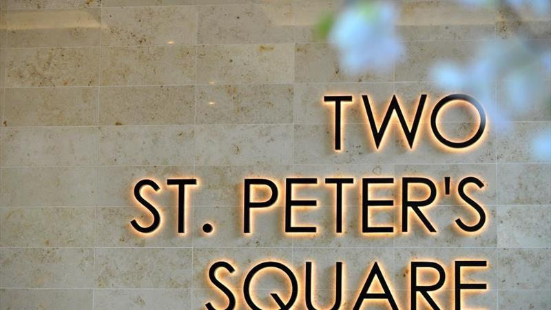 2 St Peter's Square