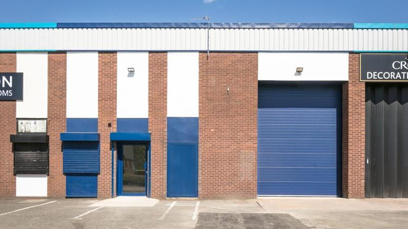 Unit 2C Stag Industrial Estate