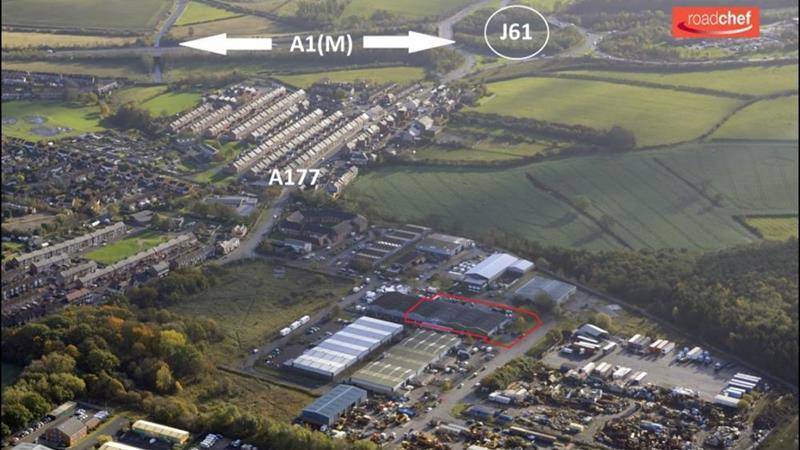 Bowburn South Industrial Estate