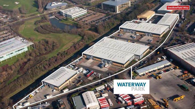 Unit 4, Waterway Business Park