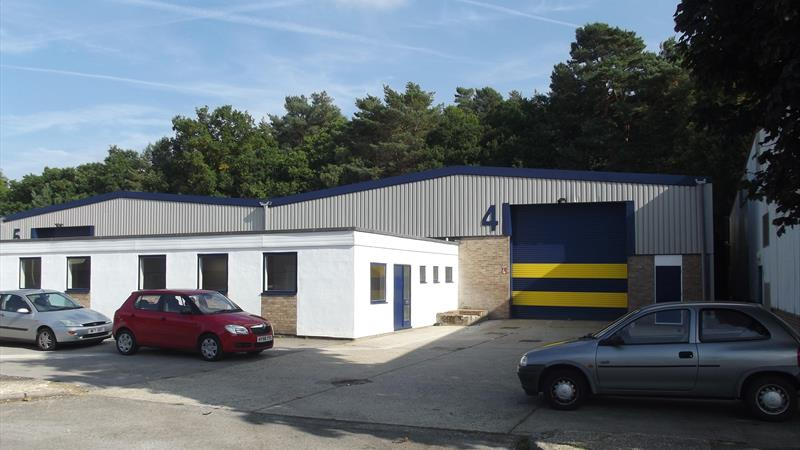 4 Bordon Trading Estate