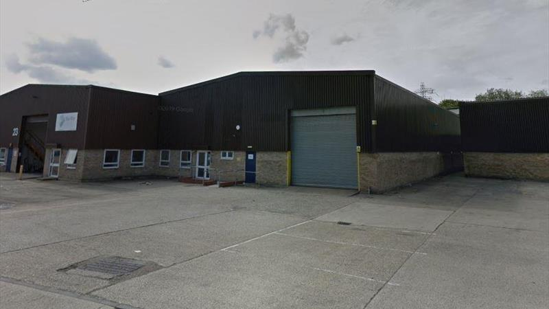 Unit 22, Mill Lane Industrial Estate