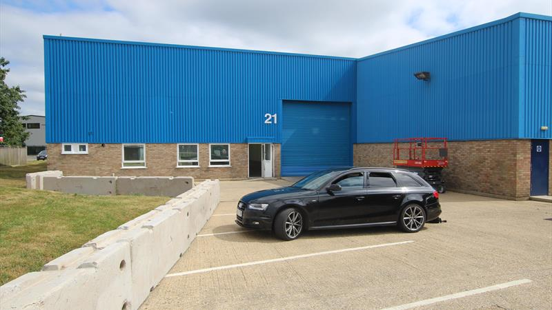 Unit 21, Mill Lane Industrial Estate