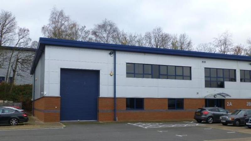 Unit 2A Henley Business Park, Pirbright Road