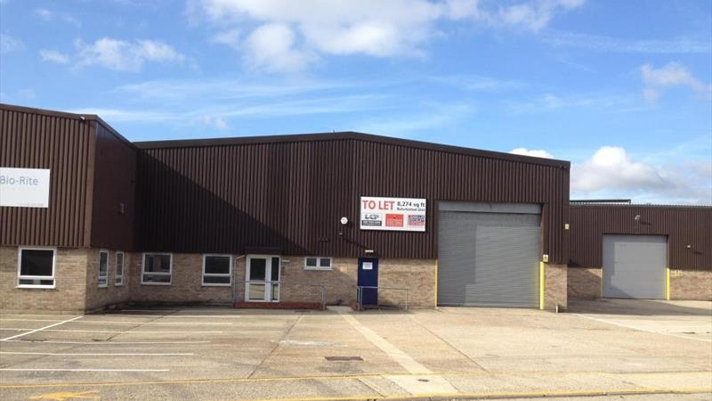 Light Industrial/Warehouse Unit, Caker Stream Road, Unit 25