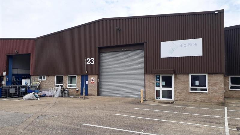 Unit 23, Mill Lane Industrial Estate , Caker Stream Road