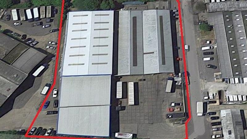 Two Warehouse Units